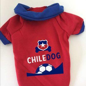 Camiseta de futbol ChileDog