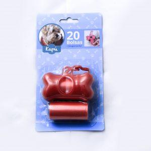 Dispensador + 40 bolsas, en oferta