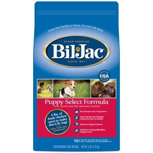 Bil Jac Puppy select formula 6,8 kgs