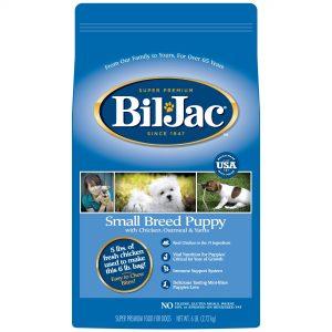 Bil Jac Small Breed Puppy 2.7 kilos