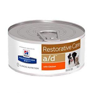Hills Prescription Diet Canine/Feline a/d lata x 156 Gr