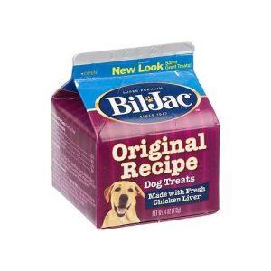 Bil jac liver treats for dog 113 grs