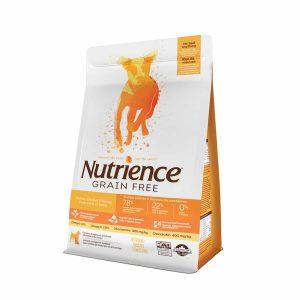 NUTRIENCE | GRAIN FREE ADULT DOG PAVO/POLLO/ARENQUE