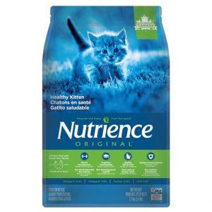NUTRIENCE ORIGINAL HEALTHY KITTEN 2.5 KG