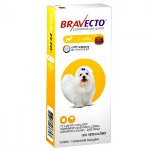 Bravecto 2 a 4.5 kilos
