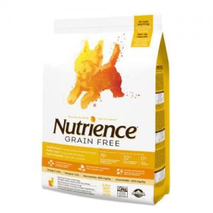 NUTRIENCE GRAIN FREE SMALL BITE POLLO-ARENQUE