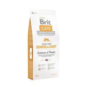 BRIT CARE SENIOR & LIGHT SALMON