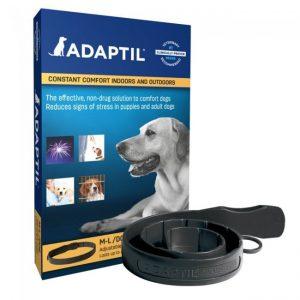 Adaptil collar perros, reductor de estrés M-L