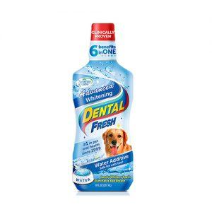 Enjuagues fresh advanced whitening dog 237 ML