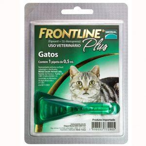 """PIPETA """"FRONTLINE PLUS"""" GATOS"""