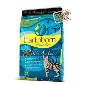 Earthborn | WILD SEA CATCH FELINO 2.2KG