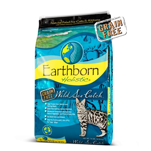 Earthborn   WILD SEA CATCH FELINO 2.2KG