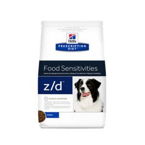 Hills Prescription Diet Canine z/d canino, 3.63 kilos