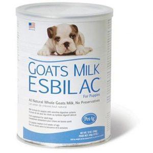 Pet Ag Esbilac Goat Milk  Para Perros Sensibles    300grs