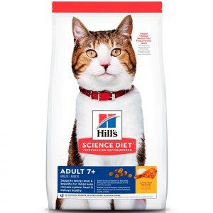 Hills Gato  Adulto 7+  1,58 kilos