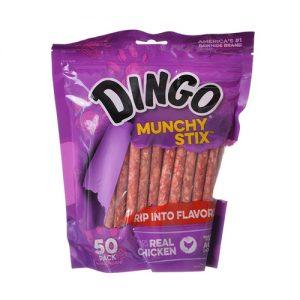Dingo Munchy Stick 50PK