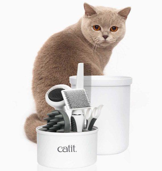 CATIT KIT GROOMING GATO PELO CORTO