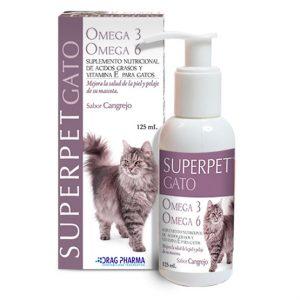 Superpet Omega Gato