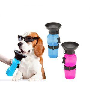 Aqua Dog Botella Portatil
