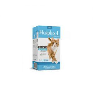 Herplex L Suplemento Cat 30ml