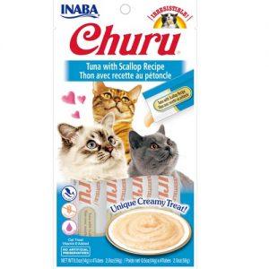 CHURU ATUN Y OSTIONES 56GR