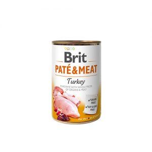 Brit Pate y Meat Turkey