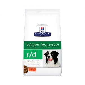 HILLS R/D REDUCCION PESO CANINO 1.5 KG