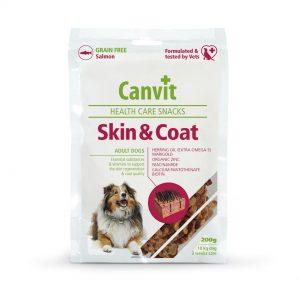 Canvit Skin y Coat Snacks