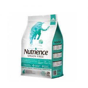 Nutrience Grain Free Indoor Gato Pato, Pavo y Pollo