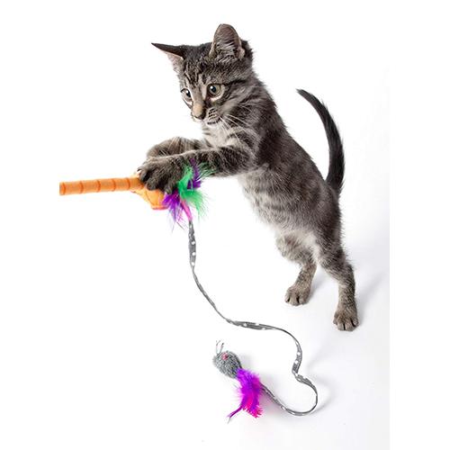 Hartz Juguete para gatos Twirl y Whirl