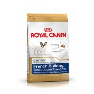 ROYAL CANIN BULLDOG FRANCES JUNIOR 3KG