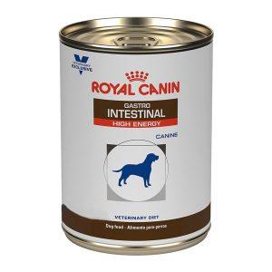ROYAL CANIN GASTRO INSTESTINAL HIGH ENERGY CANINO 385 grs