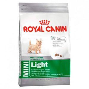 ROYAL CANIN MINI LIGHT 2.5 KG