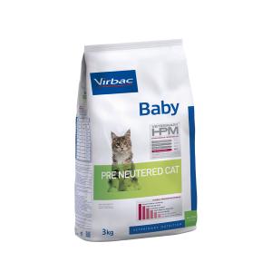 VIRBAC HPM FELINO Baby Pre Neutered