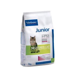 VIRBAC HPM FELINO Junior Neutered