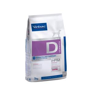 VIRBAC HPM CANINO Dermatology Support