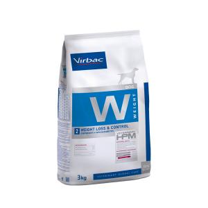 VIRBAC HPM CANINO Weight Loss & Control 3 KG