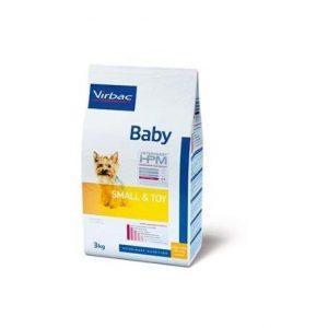 VIRBAC HPM CANINO Baby Small & Toy