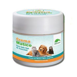 ALL GREEN | CREMA DE MATICO ORGÁNICO 60 ML