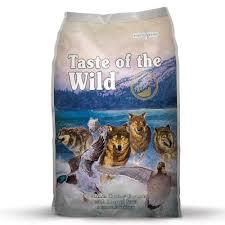 TASTE OF THE WILD Wetland Adulto (Pato)