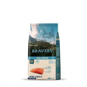 BRAVERY | CANINO SALMON MINI ADULTO SMALL BREEDS
