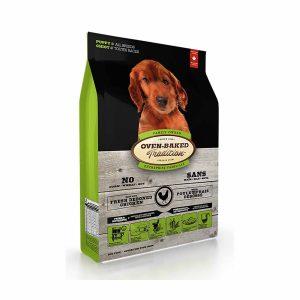 OVEN-BAKED Cachorro Todas las Razas Pollo 11,34 Kg