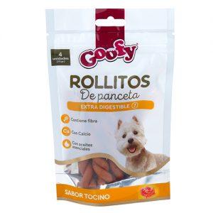 GOOFY | ROLLITOS DE PANCETA