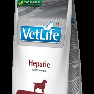VETLIFE | CANINO HEPATIC 2KG