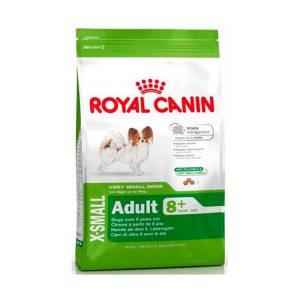 ROYAL CANIN | X- SMALL ADULTO +8 1KG
