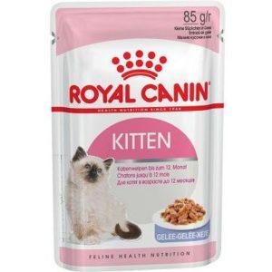 ROYAL CANIN KITTEN STERILISED POUCH 85 G