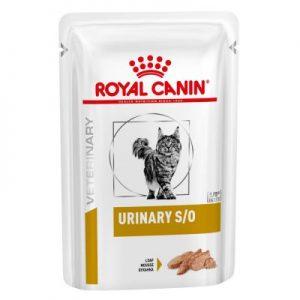 PACK ROYAL CANIN URINARY S/O FELINE  84GR