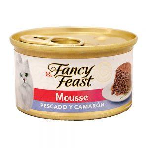 PROPLAN FANCY FEAST MOUSSE PEZ CAMARON 85 GR