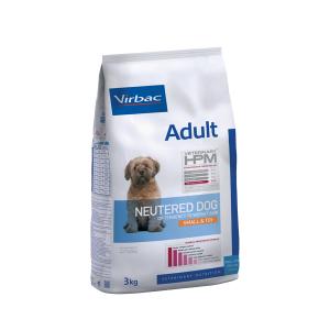 VIRBAC CANINO ADULTO NEUTERED SMALL & TOY