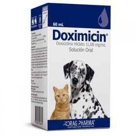 DOXIMICIN SOLUCION ORAL 60 ML